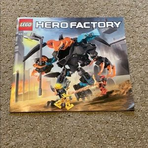 Lego hero factory instructions for set 44021